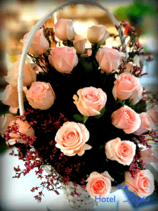 Kwiaty hotel