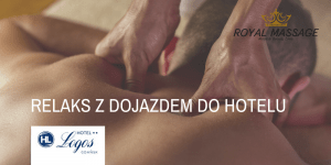 relaks hotel masaż